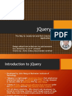 JQuery Introduction