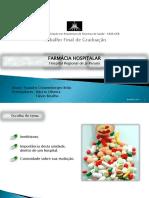 Trabalho Final de Graduação_farmácia Hospitalar