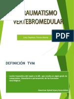 Trauma Vertebromedular Expo Final 1 151203233424 Lva1 App6892