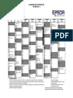 Calendario EPS