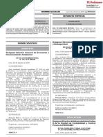RESOLUCION DIRECTORAL N° 210-2018-MINEDU/VMGI-PRONABEC