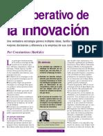 Creatividad - El Imperativo de La Innovacion