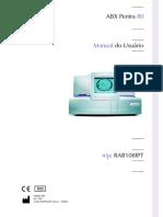 Pentra 80 Manual