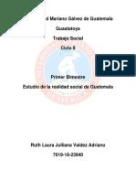 Estructura del Estado Guatemalteco
