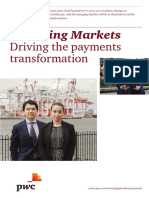Pwc-emerging-markets Driving the Payment Transformation