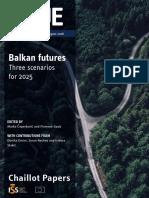 Raporti për Ballkanin në anglisht