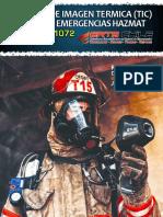 Boletin Nº 10 Uso de Camaras Térmicos en Incidentes Hazmat
