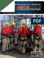 Boletin Nº 6 NFA 1006-1670 y su aplicación en el mundo del rescate tecnico