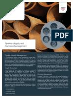 Pipeline Corrosion Management Capability