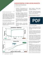 Reservoir Engineering Geologists 6 Paper