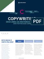 Copywriting - Descubra Os Misterios Dos Textos Que Convertem
