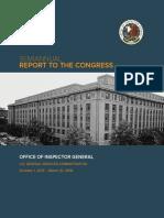 Gsa Oig Annual Report Sar 05 2018