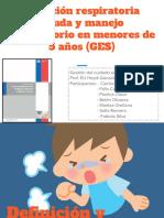 Infección respiratoria aguda y manejo ambulatorio en menores de 5 años (GES).pdf