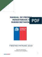 Manual de Prensa de Gobierno 2018