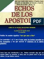 Hechos de Los Apostoles Capitulo 1 y 2