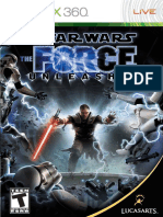 Star Wars- The Force Unleashed - 2008 - LucasArts