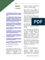 Informe Nacional de Calidad Del Aire 2013 2014