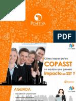 Como Hacer de Lo COPASST Un Equipo Que Genera Impacto en SST