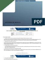 Historia de Mexico Entrevista