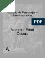 Glosario de Personajes y Li_neas Narrativas V4.1