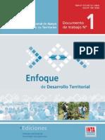 INTA- Desarrollo Territorial