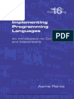 Ranta, A. (2012). Implementing Programming Languages