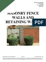 Showdocument_masonry Retaining Walls