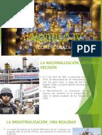 Comercialización planta amoniaco urea bolivia