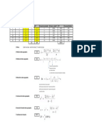 Estadísticas Básicas - Ejercicio Datos Agrupados