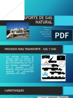 Transporte de Gas Natural