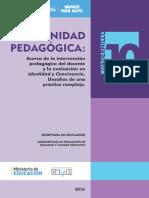 Unidad Pedagógica Cuad. 10