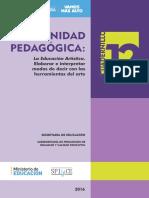 Unidad Pedagógica Cuad. 12