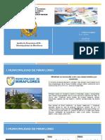 Auditoría (Ctas Significativas) - Municipalidad de Miraflores