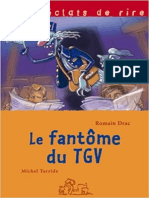 Le Fant 244 Me Du TGV