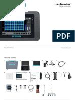 Profometer_Operating Instructions_Spanish_high.pdf
