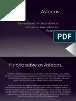 PowerPoint Astecas