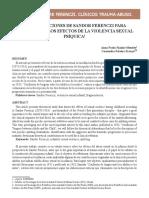 Contribuciones de Sandor Ferenczi Para Comprender Los Efectos de La Violencia Sexual Psiquica