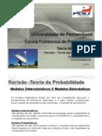 Teoria Da Informação - 03 - Revisão - Teoria Das Probabilidades