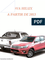 Hilux 2013 6 Fios