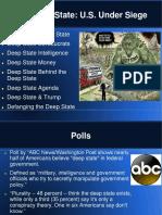Deep State  an Expose