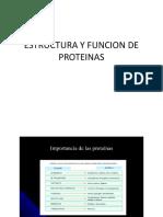 Presentación Proteinas AA