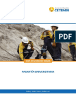Manual Ingeniería de Minas - Pasantia