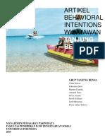 ARTIKEL BEHAVIORAL INTENTIONS WISATAWAN TANJUNG  BENOA-1.docx