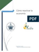 Cómo Reactivar La Economía
