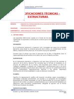 Especificaciones Tecnicas Estructuras Modificado - Piscina de Moho - Comp 02
