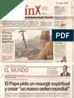 NOM Papado Clarín