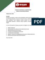 Temas Para Trabajos-Modulo de Gestion de Riesgos