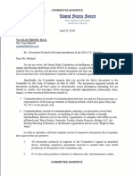 04-24-2018 Letter From SSCI Re Document Production