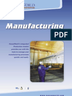 ERP Manufacturing MRP Production