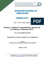 Reglamento Tributa 2017